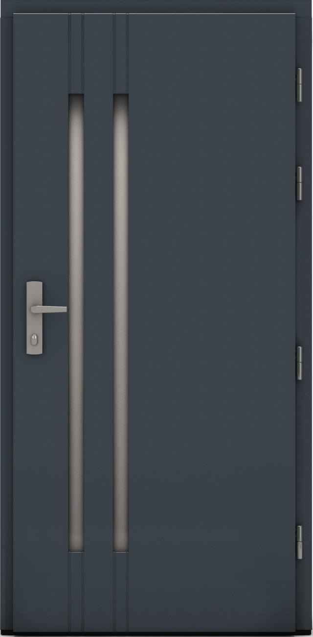 Drzwi wejściowe Dekasuw drzwi cal