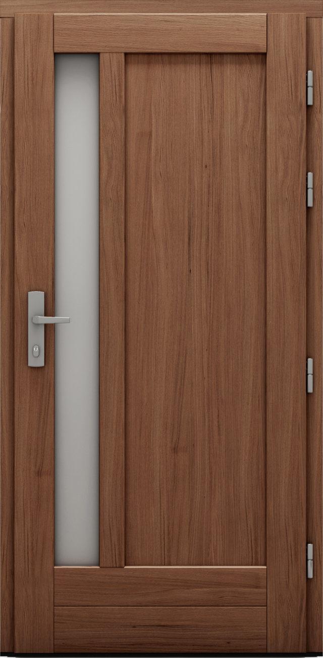 Drzwi wejściowe Czantoria drzwi cal
