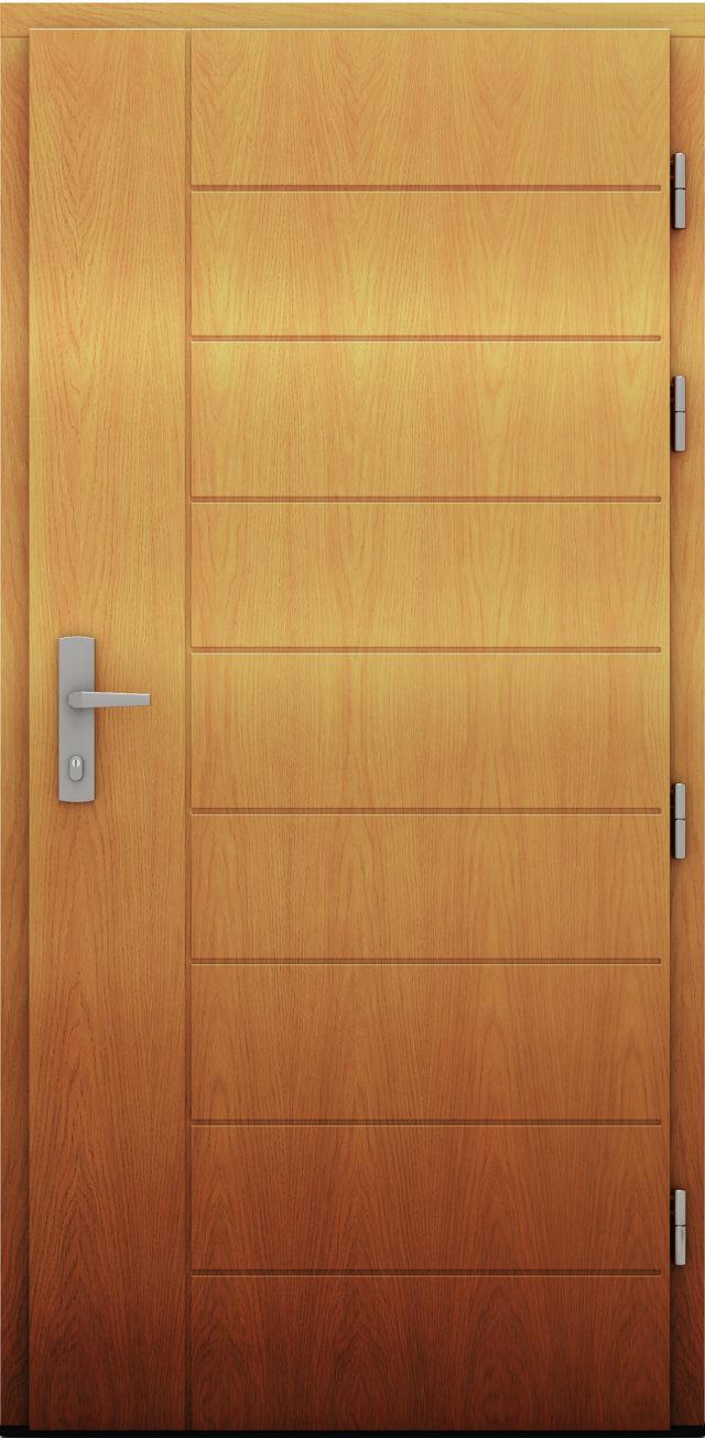 Drzwi wejściowe Decyuran drzwi cal