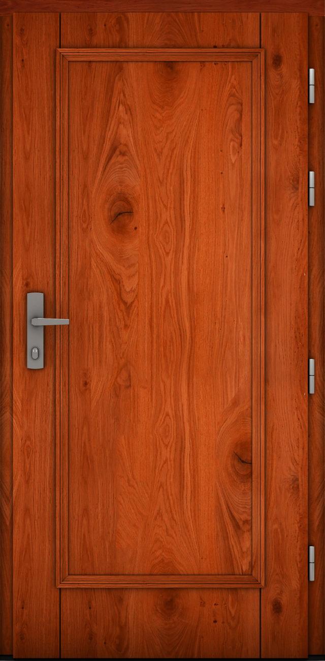 Drzwi wejściowe Dlugie drzwi cal