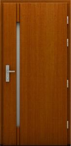 Drzwi zewnętrzne dragon drzwi cal