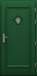 Drzwi wejściowe Garbas drzwi cal