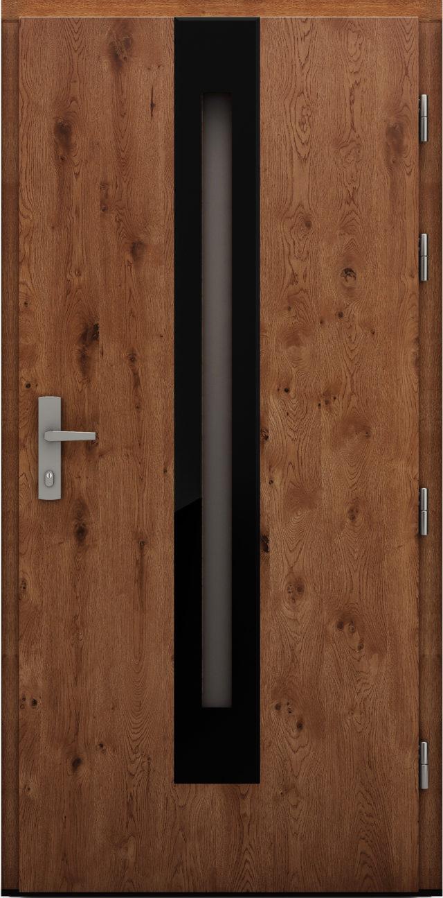 Drzwi wejściowe Greta drzwi cal