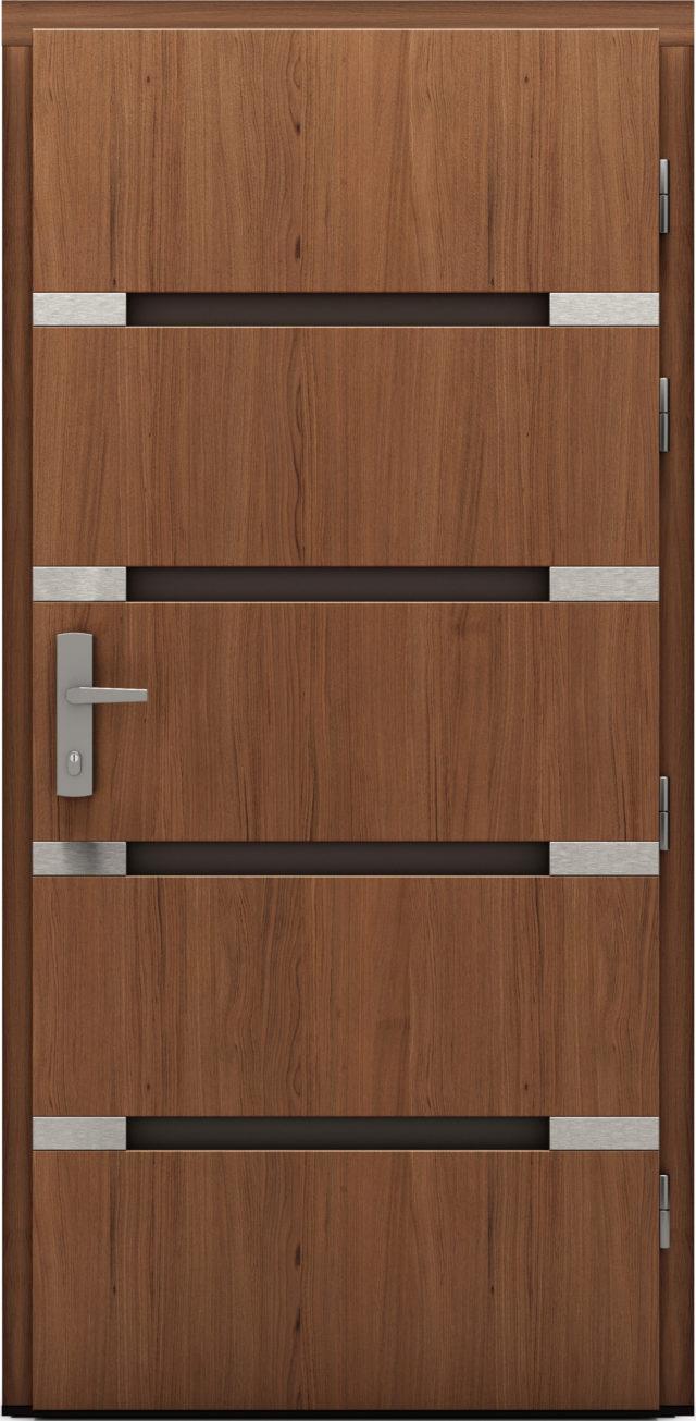 Drzwi wejściowe Mszczuj drzwi cal