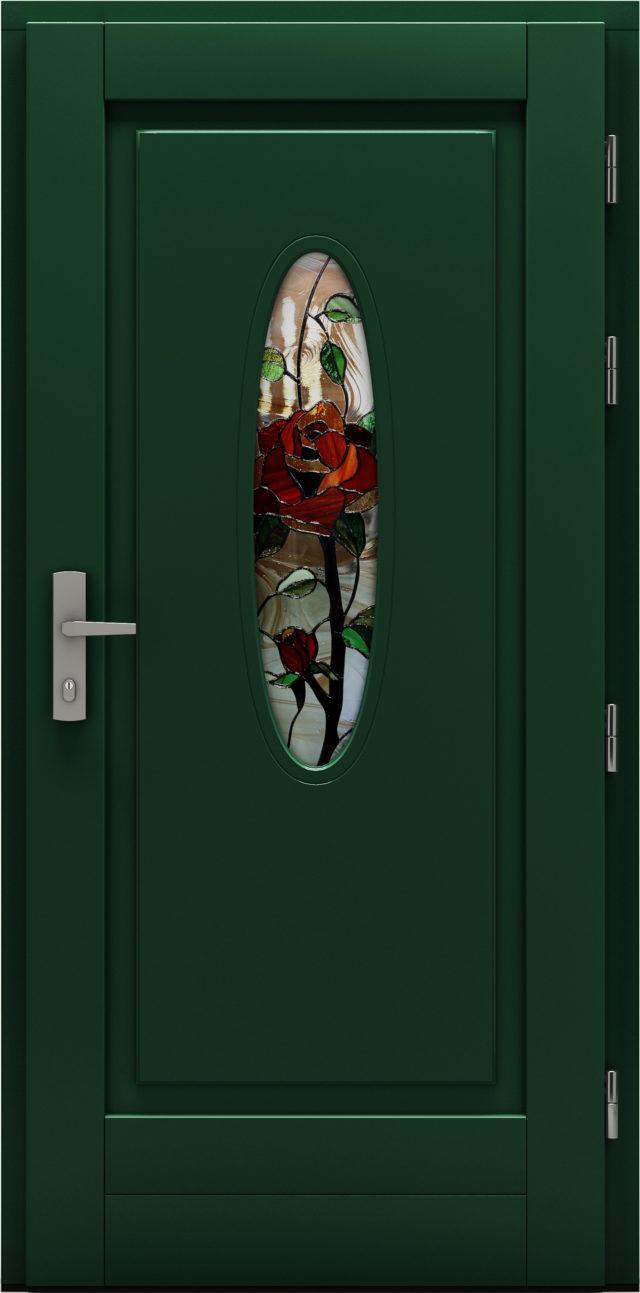Drzwi wejściowe Sokol drzwi cal