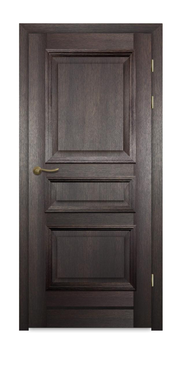 Eleganckie dębowe drzwi wewnętrzne w klasycznym stylu Tango 13