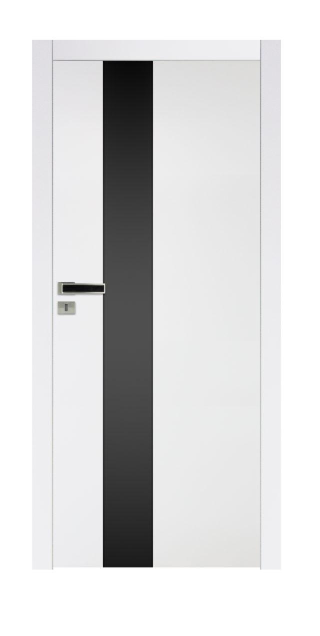 Pokojowe drzwi drewniane Vertical 21 Drzwi CAL
