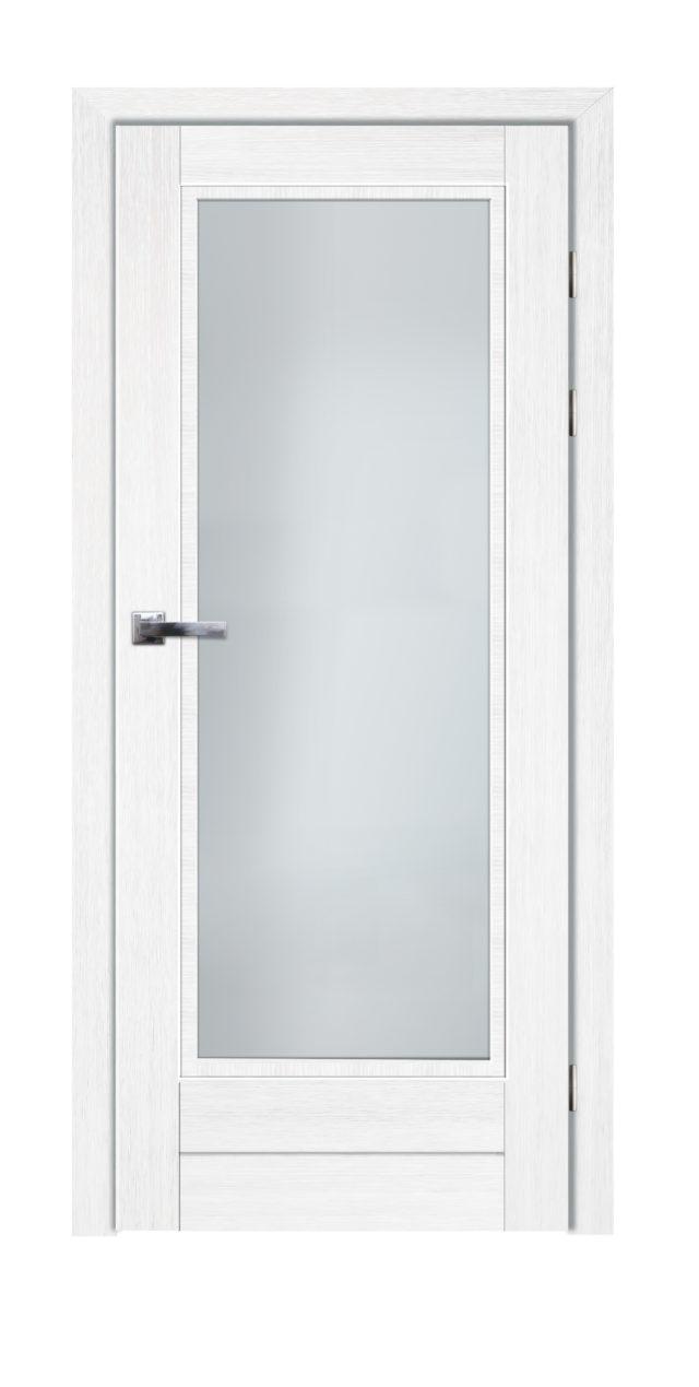 Przeszklone drzwi drewniane Gremzdy 1Is - Drzwi CAL
