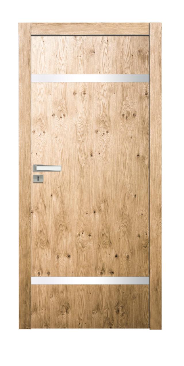 Drzwi drewniane pokojowe horizontal 02