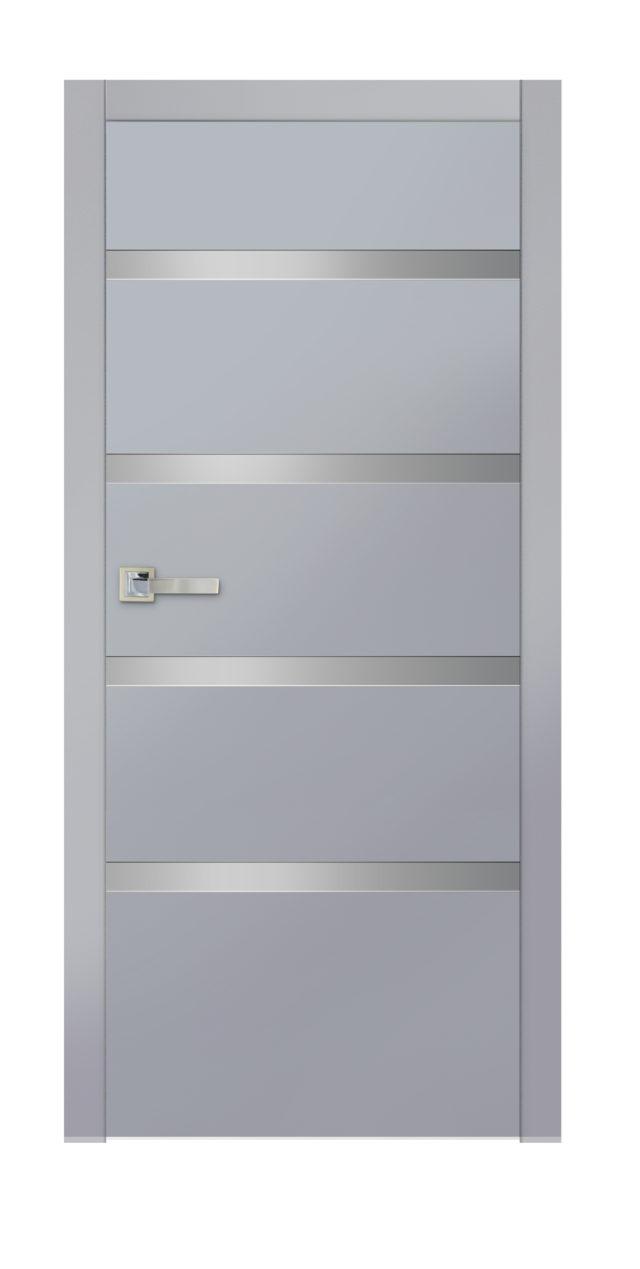 Drewniane drzwi wewnętrzne horizontal 04
