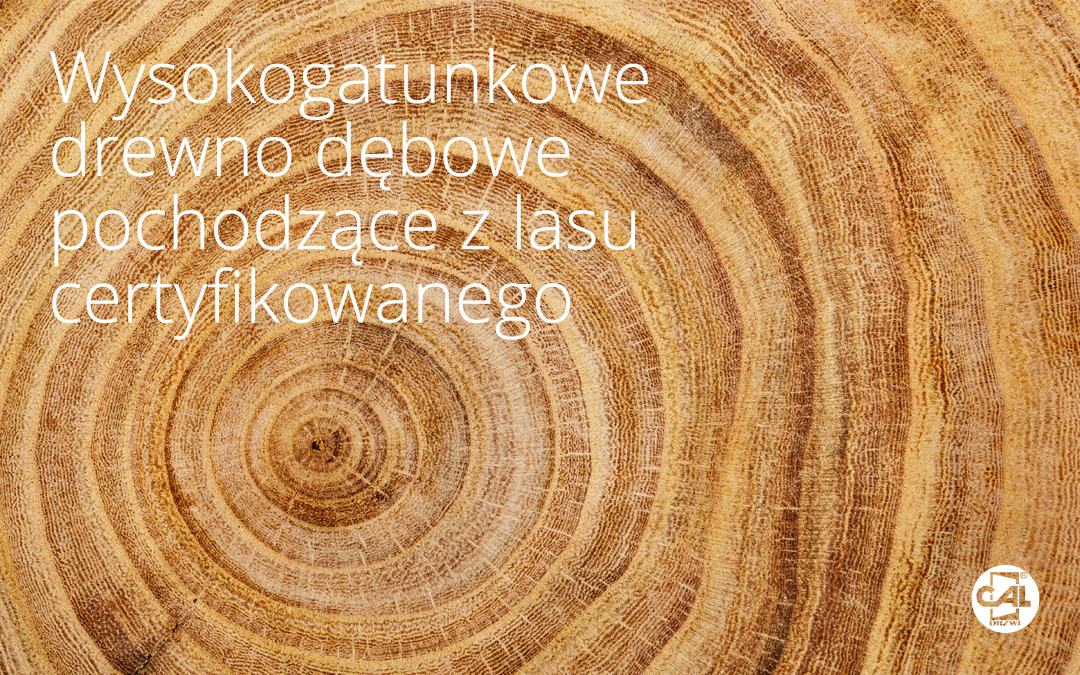 drewno do drzwi