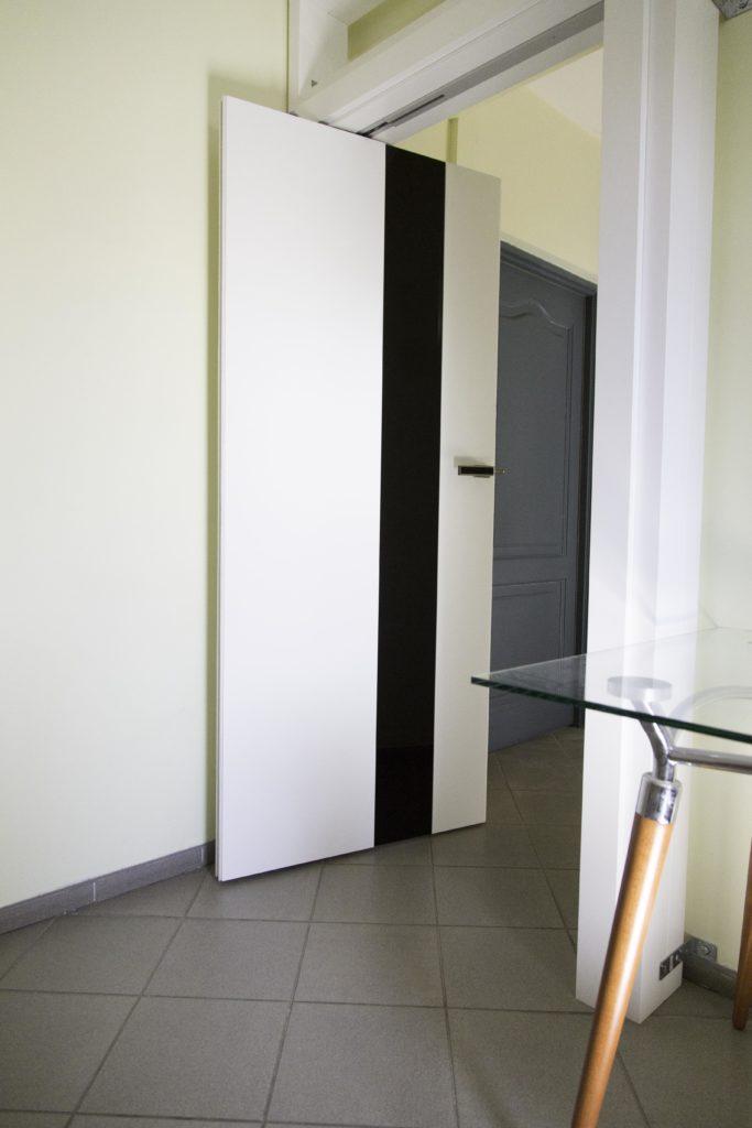 Drzwi przesuwno-obrotowe