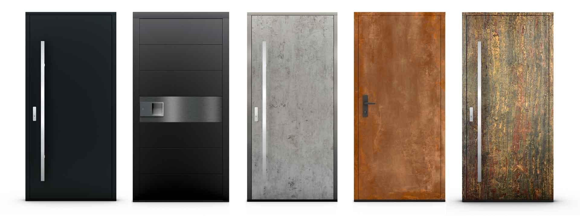 Drzwi zewnętrzne drewniane kolekcja suwalska karta miejska