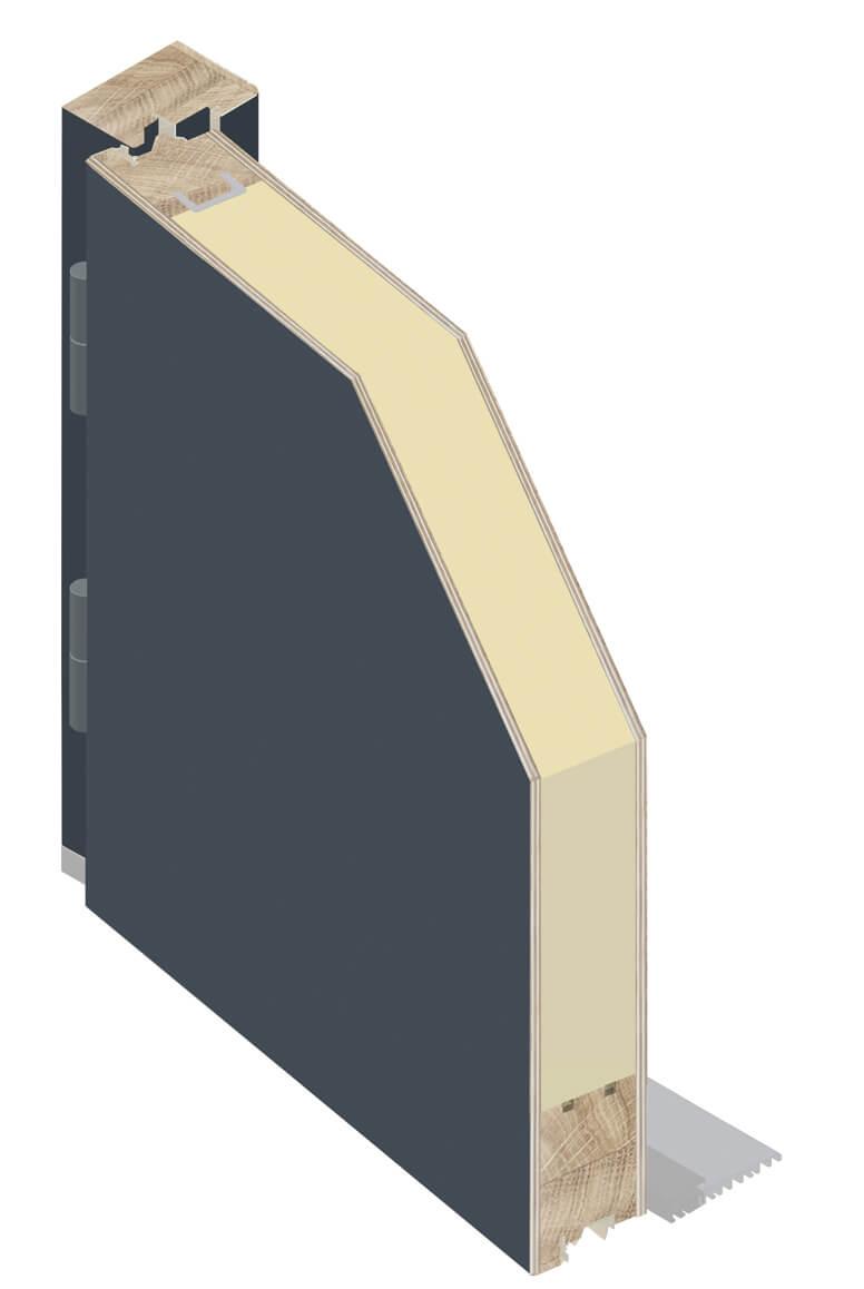 drzwi zewnętrzne wymagania techniczne