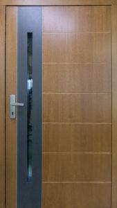 drzwi z kamieniem
