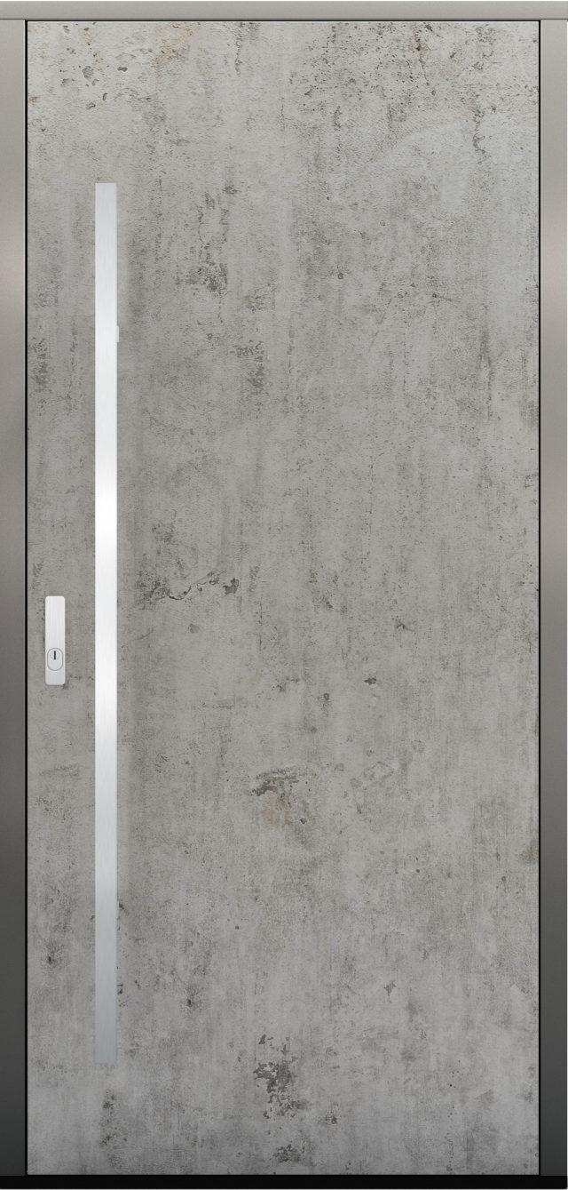 Drzwi zewnętrzne Jagienka spiek kwarcowy