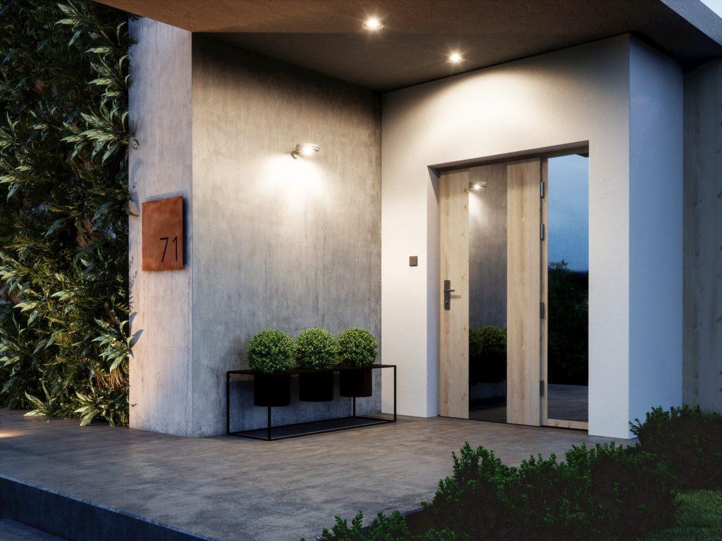 Jak wybrać drzwi zewnętrzne do domu - materiał wykonania