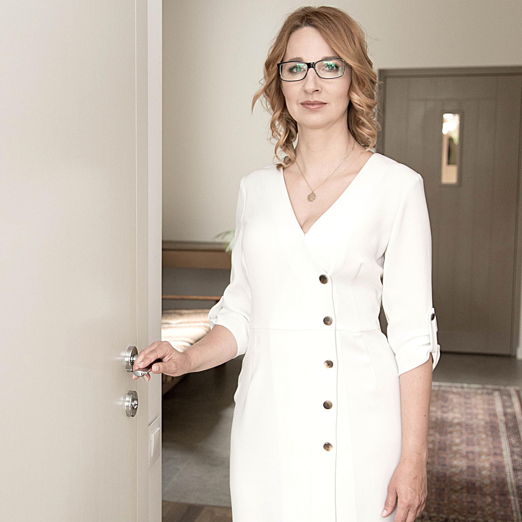 Sylwia Ciszewska CAL prawdziwe drzwi